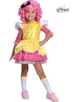 Lalaloopsy Crumbs Sugar Cookie Costume Deluxe Lalaloopsy Crumbs Sugar