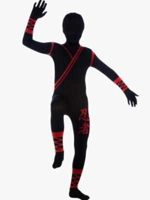 Child Ninja 2nd Skin Costume
