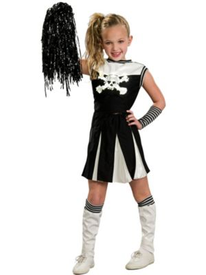 Kids Bad Spirit Costume