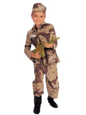 Special Forces Costume for Child