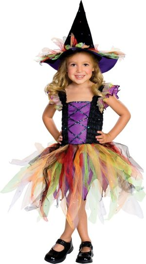 Infant Glitter Witch Costume