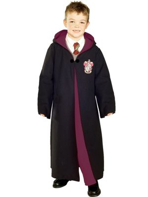 Gryffindor Robe Costume From Harry Potter