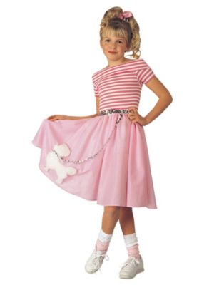 Nifty Fifties Costume for Child