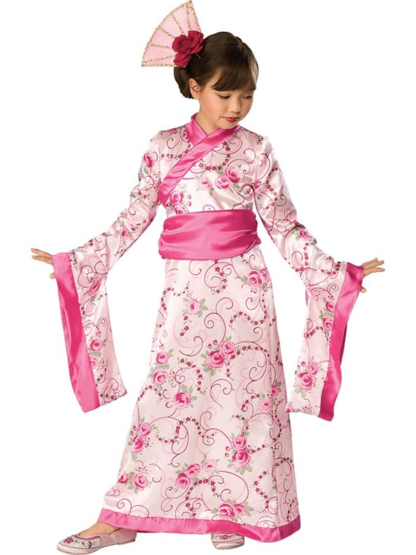 Athena Costume For Kids Asian Princess Kids Costume