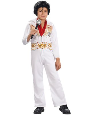 Elvis Presley Child Costume