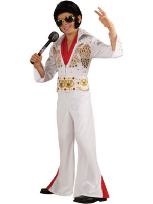 Deluxe Elvis Presley Child Costume