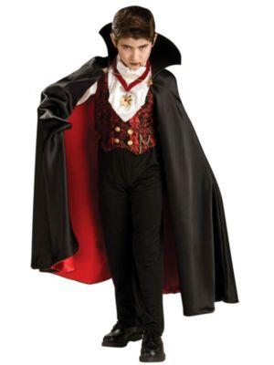 Childs Transylvanian Vampire Costume