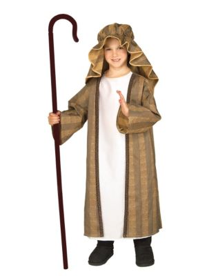Child Shepherd Costume with Hat