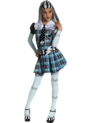 Child Frankie Stein Monster High Costume