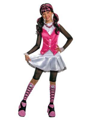 Deluxe Monster High Skelita Costume images