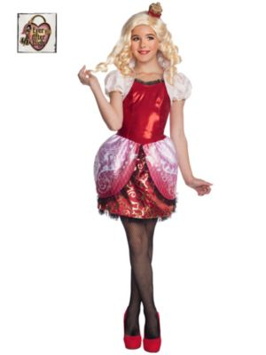 Child Ever After High Apple White Costume