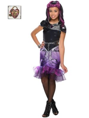 Child Ever After High Raven Queen Costume