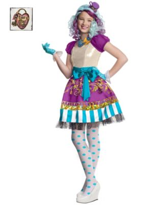 Child Ever After High Madeline Hatter Costume