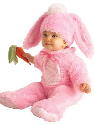 Newborn/infant Pink Bunny