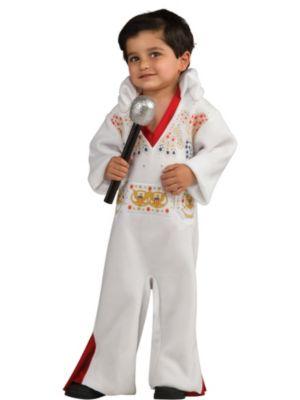 Toddler Elvis Romper Costume