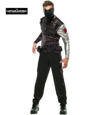 Adult Captain America 2 Winter Soldier Costume