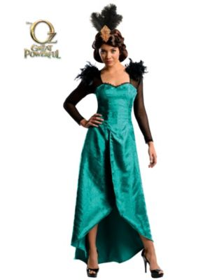 Teen Girl's Deluxe Evanora Oz the Great and Powerful Costume