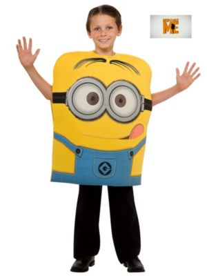 Child Minion Dave Foam Costume
