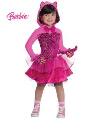Child Barbie Kitty Costume