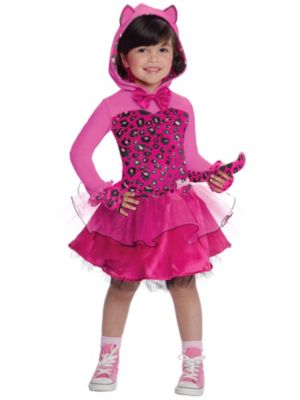 Toddler Barbie Kitty Costume