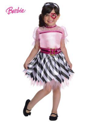 Child Pirate Barbie Costume