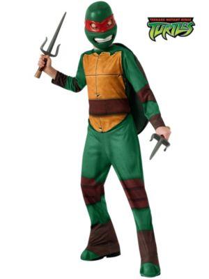 Boy's Teenage Mutant Ninja Turtles Raphael Costume