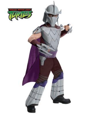 Child Teenage Mutant Ninja Turtles Deluxe Shredder Costume