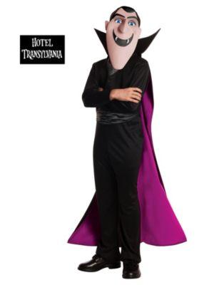 Child Dracula Hotel Transylvania Costume