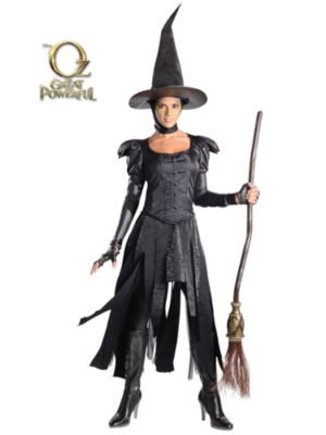 Adult Deluxe Wicked Witch of the West Costume