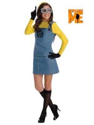 Adult Despciable Me Minion Costume