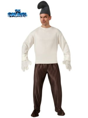 Hackus Smurf Men's Costume