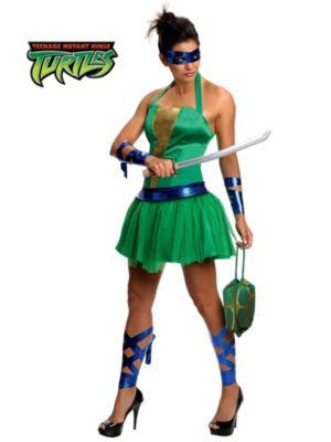 Adult Teenage Mutant Ninja Turtles Sexy Leonardo Costume