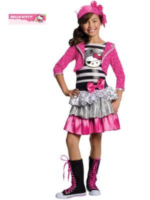 Child Hello Kitty Pirate Costume