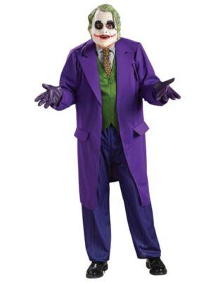 Deluxe the Joker for Adult