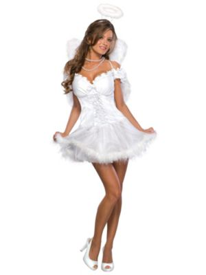 Adult Heaven Sent Costume