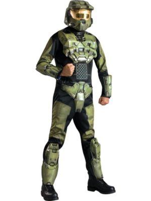 Halo 3 Master Chief Eva Molded Jumpsuit