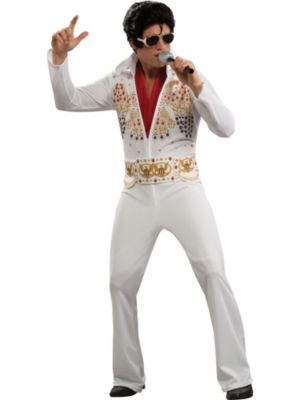 Elvis Adult Costume
