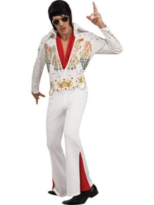 Deluxe Elvis Adult Costume