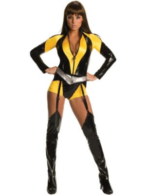 Adult Silk Spectre The Watchmen Sexy Costume