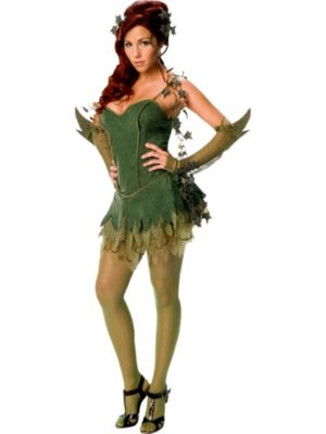 Sexy Poison Ivy Adult Costume