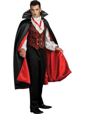 Adult Transylvanian Vampire Costume