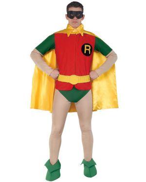 Adult Deluxe Regency Robin Costume