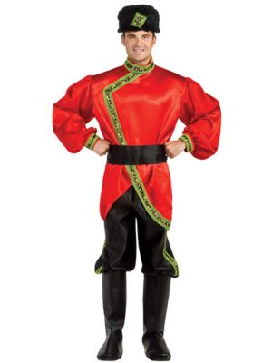 Adult Regency Collection Russian Cossack Costume