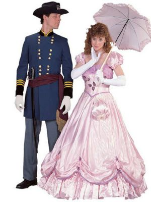 Adult Regency Collection Deluxe Union General Costume