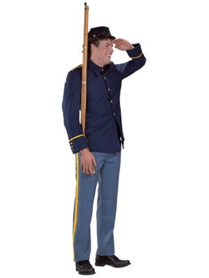Adult Regency Collection Union Soldier Costume