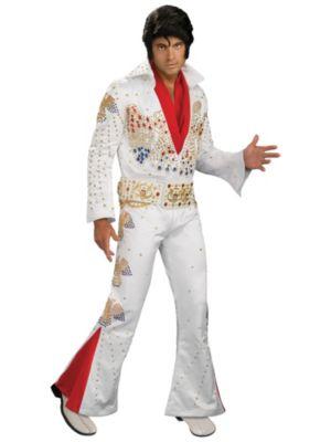 Elvis Collector Adult Costume