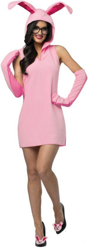 Adult Christmas Story Bunny Dress