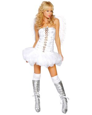Adult Sexy Sweet Angel Costume