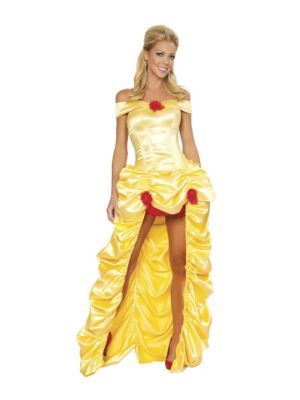 Adult Sexy Deluxe Fairytale Princess Costume