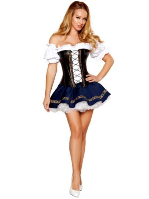 Sexy Beer Maiden Baby Women's Costume